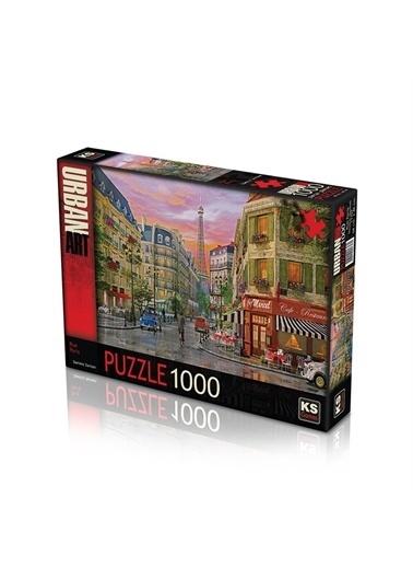 KS Puzzle Puzzle Renkli